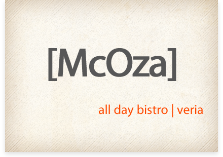 McOza all day Bistro